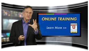 Doug Lipp - Disney U online training
