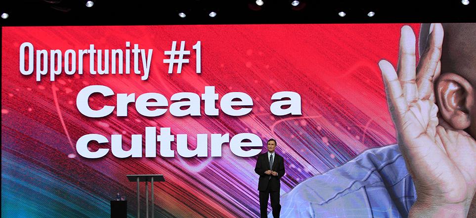 Create a culture