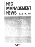 Nec Management News