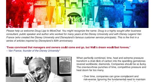 Disneyland Thrives at 60 – Part 1
