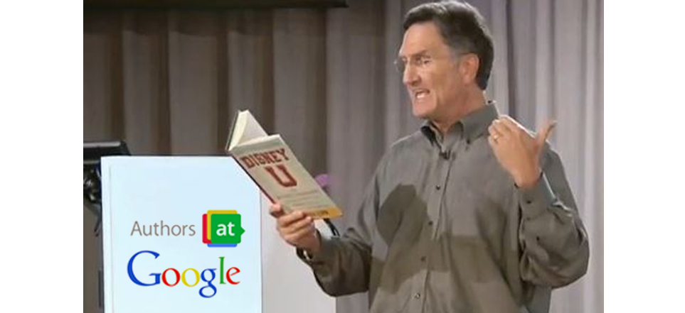 Authors at Google - Disney U