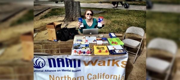 Amanda Lipp, Board of Directors, NAMI California